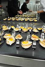 Espacio para eventos en Barcelona con catering